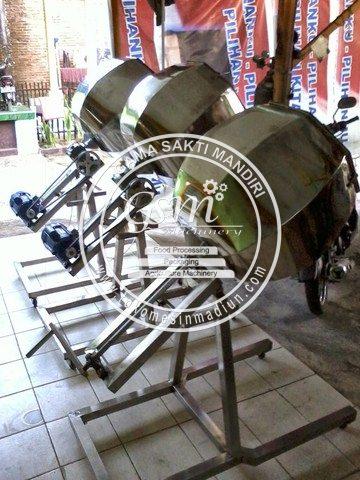 Mesin Pencampur Bumbu Bubuk Kapasitas 25 Kg