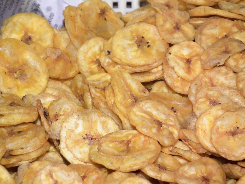 peluang usaha keripik pisang