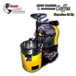 Paket Mesin Roasting Coffee dan Coolbean
